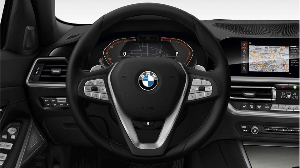 2019 Bmw 3 Series Goes Official In Paris