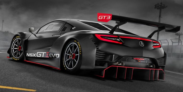 at Thoroughly Enhanced: 2019 Acura NSX GT3 Evo