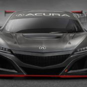 ACURA NSX GT3 FRONT 1 175x175 at Thoroughly Enhanced: 2019 Acura NSX GT3 Evo