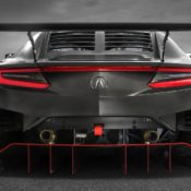 ACURA NSX GT3 REAR 1 175x175 at Thoroughly Enhanced: 2019 Acura NSX GT3 Evo