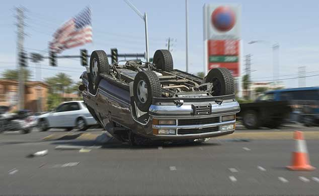 Car Accident in Las Vegas at Guide to Filing a Lawsuit After Your Car Accident