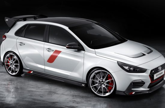 Hyundai i30 N N Option show car 2 550x360 at N Option Package Hots Up Your Hyundai i30 N