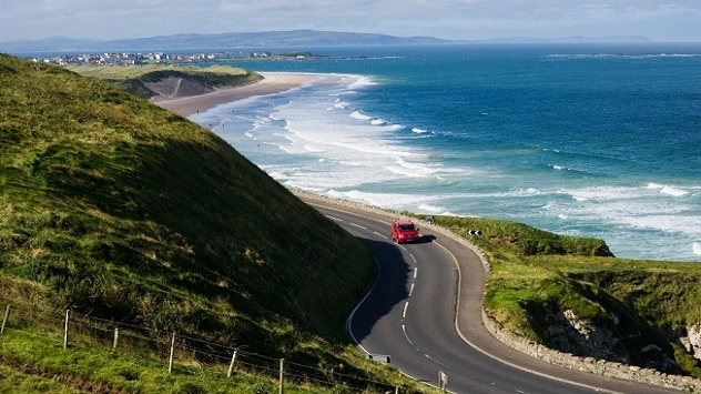 North Coast Drive at Thrilling Road Trips for Car Lovers