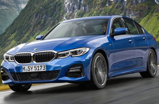 bmw 3 Series 2019 1 550x360 at 2019 BMW 3 Series Goes Official in Paris