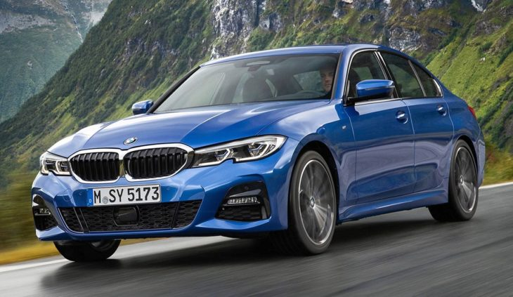 bmw 3 Series 2019 1 730x423 at 2019 BMW 3 Series Goes Official in Paris