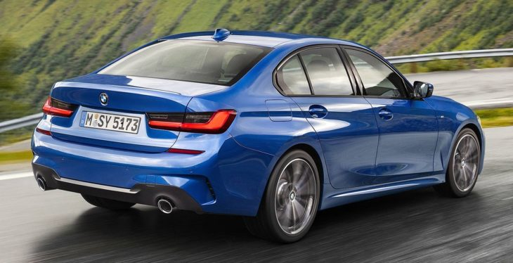 bmw 3 Series 2019 2 730x374 at 2019 BMW 3 Series Goes Official in Paris