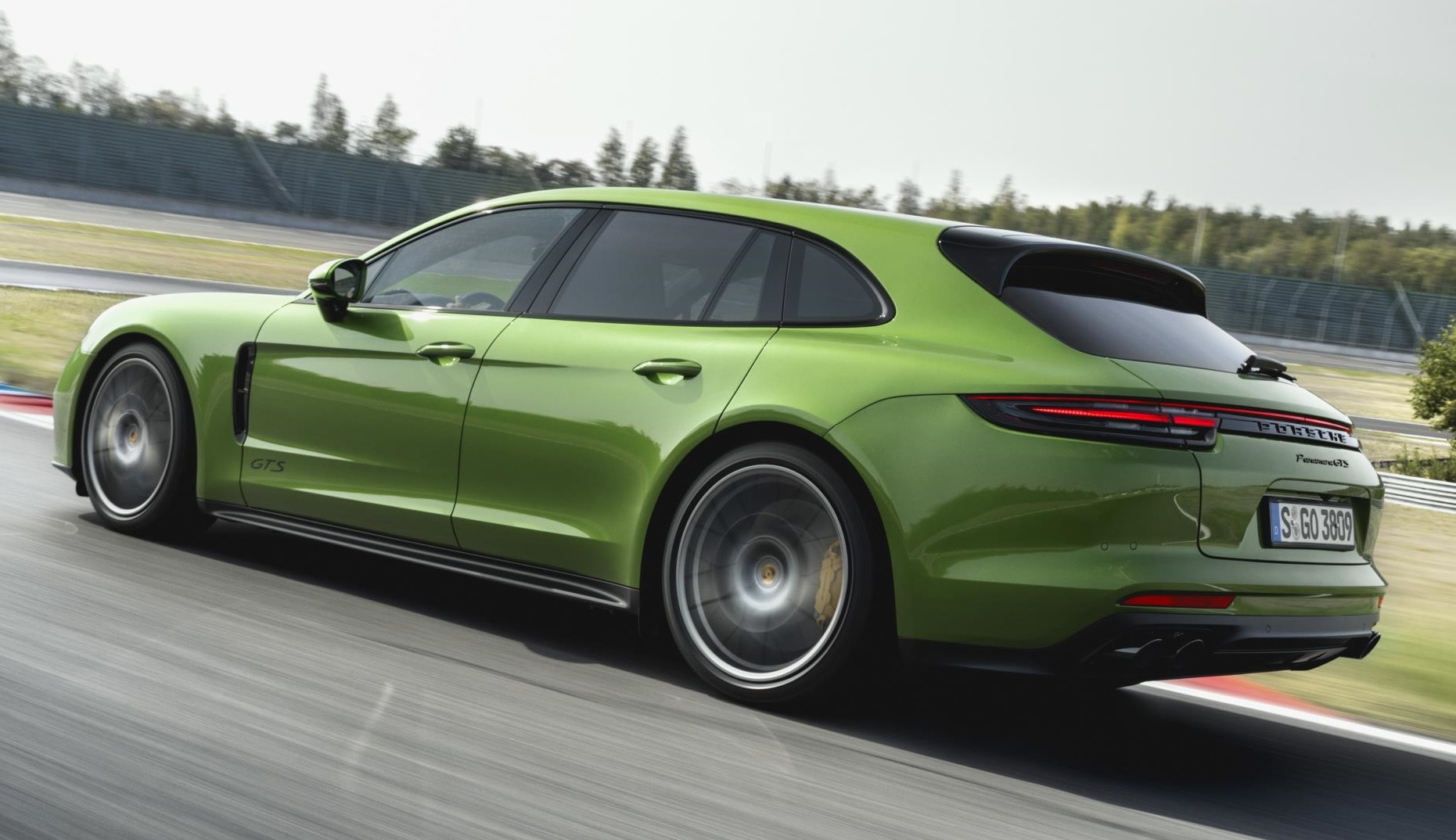 The New Porsche Panamera Gts And Panamera Gts Sport Turismo Starts At 128300 Meanwhile Its More Practical And Some Would Say Sexier