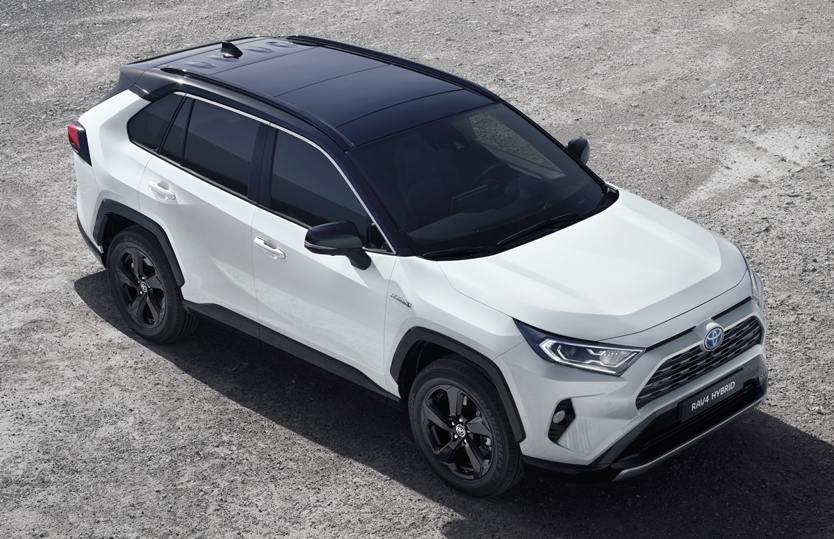2019 Toyota RAV4 Hybrid – An SUV with 4 5 l/100 km