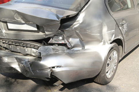 rear accident at What to do after a Real End Car or Truck Accident