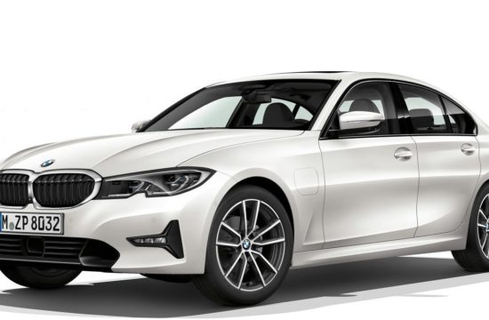 bmw 330e 1 550x360 at 2020 BMW 330e Plug in Hybrid Has XtraBoost!