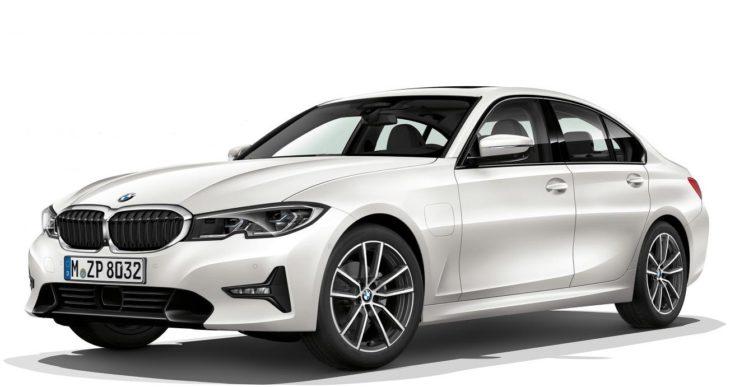 bmw 330e 1 730x387 at 2020 BMW 330e Plug in Hybrid Has XtraBoost!