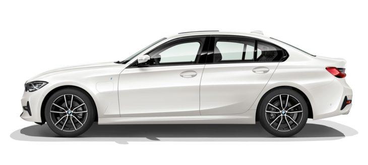 bmw 330e 2 730x327 at 2020 BMW 330e Plug in Hybrid Has XtraBoost!