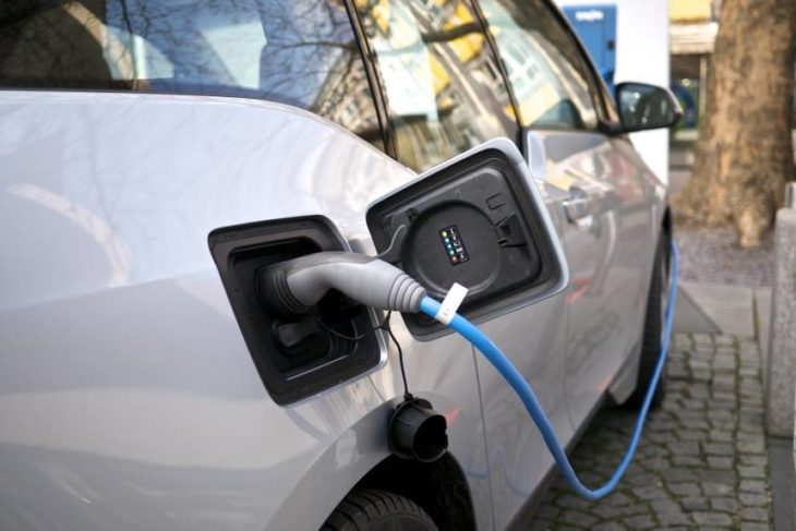 electric car charging 730x487 at What are the best road trip routes for Electric Car drivers?