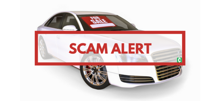 scam alert 730x334 at How to Avoid a Scam When Buying a Used Car