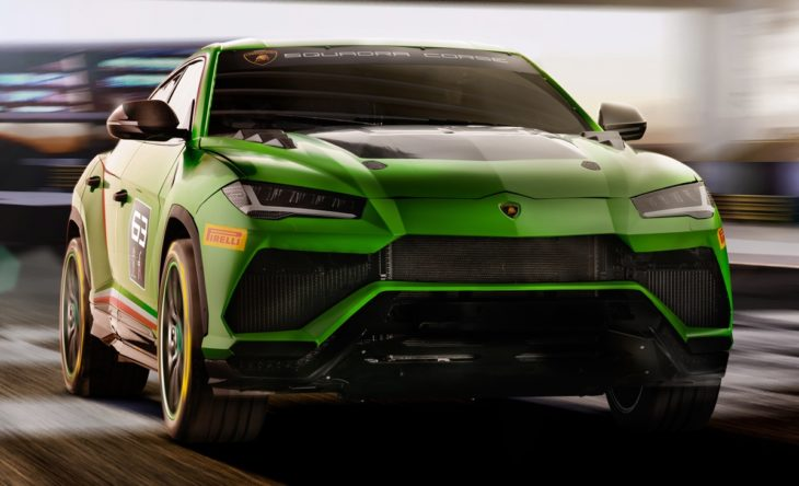 urus st x 5 730x444 at Lamborghini Urus ST X Wants to Make Racing Interesting Again