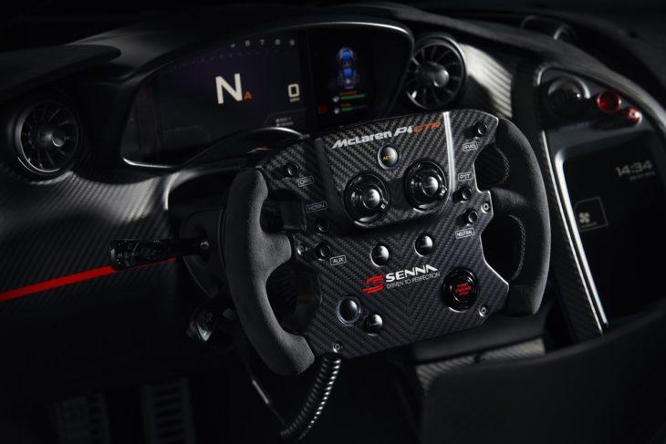 MSO BC06 010 730x487 at Unique McLaren P1 GTR Pays Homage to Ayrton Senna