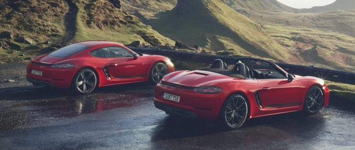 P18 0909 a5 rgb 730x310 at Official: 2019 Porsche 718T Boxster and Cayman