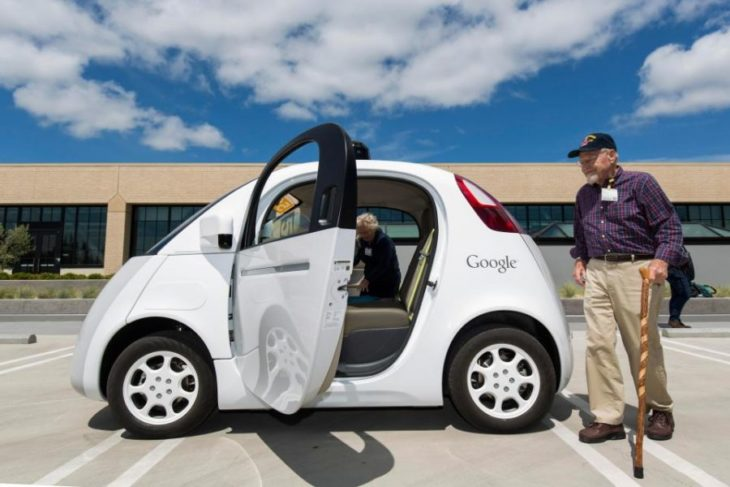 driverless car 730x487 at Suitable Cars for the Elderly   Things to Consider