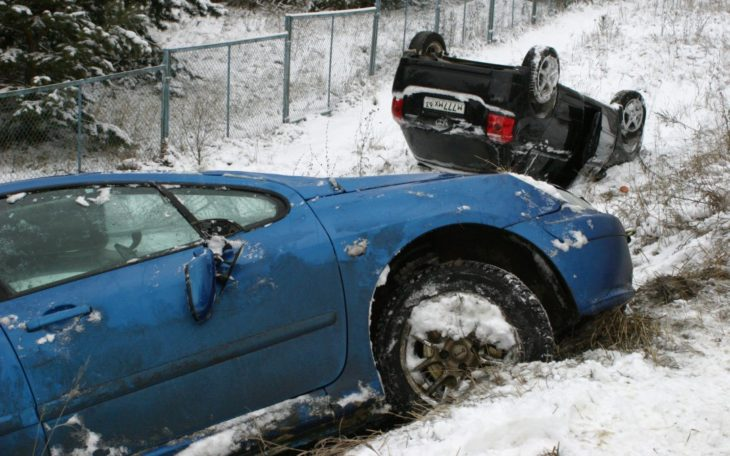 ice accident 730x456 at What do you do if your car starts sliding on Ice?