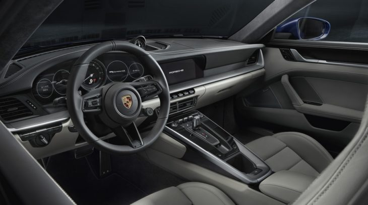 new porsche 911 10 730x408 at The New Porsche 911   Too Techie for Its Own Good?