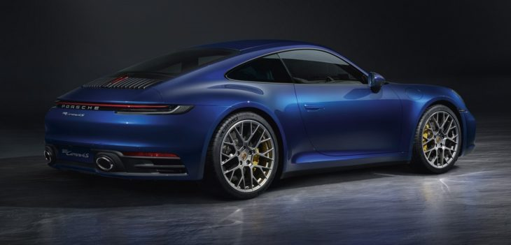 new porsche 911 13 730x351 at The New Porsche 911   Too Techie for Its Own Good?