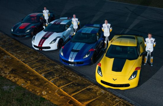 2019 Corvette Drivers Series 01 550x360 at 2019 Corvette Drivers Series   Honoring Champions Or Unloading the Last of the C7s?