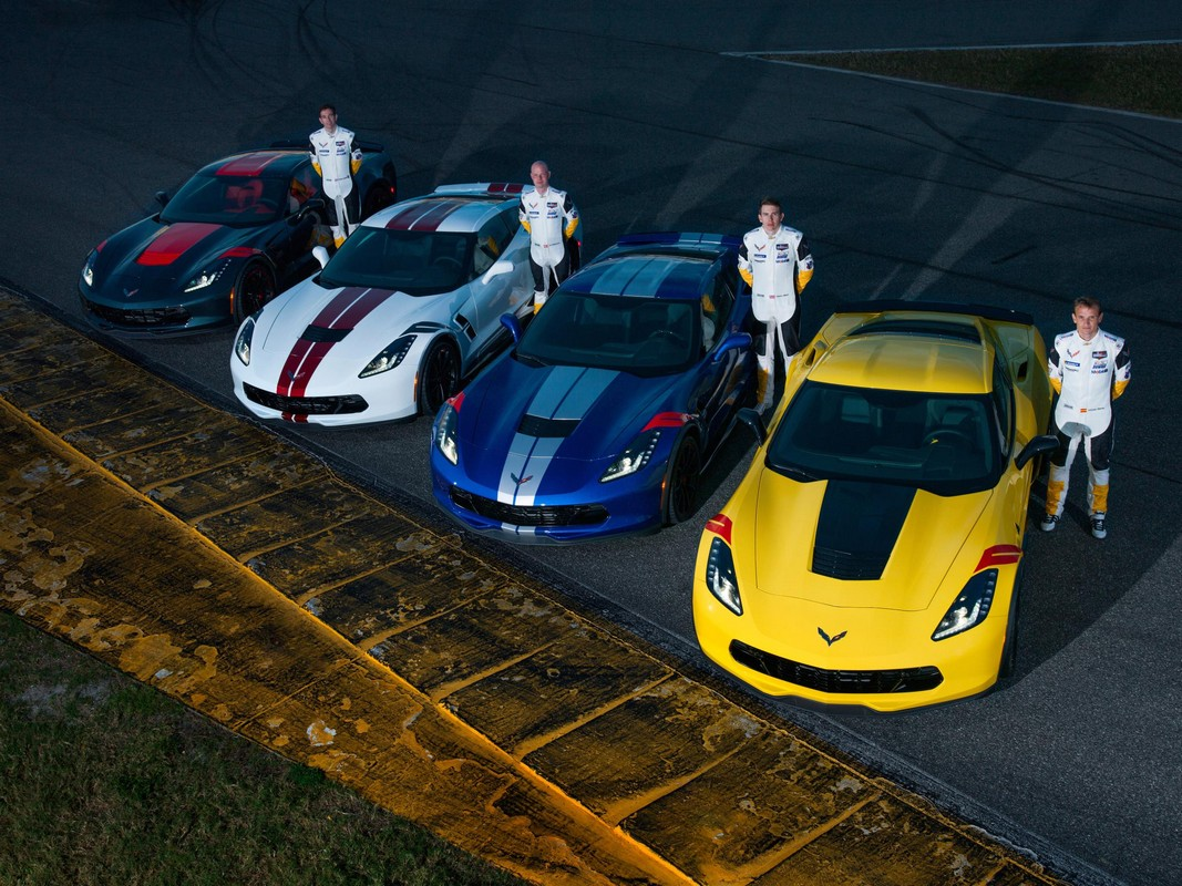 c7cde2a37 2019 Corvette Drivers Series – Honoring Champions Or Unloading the ...