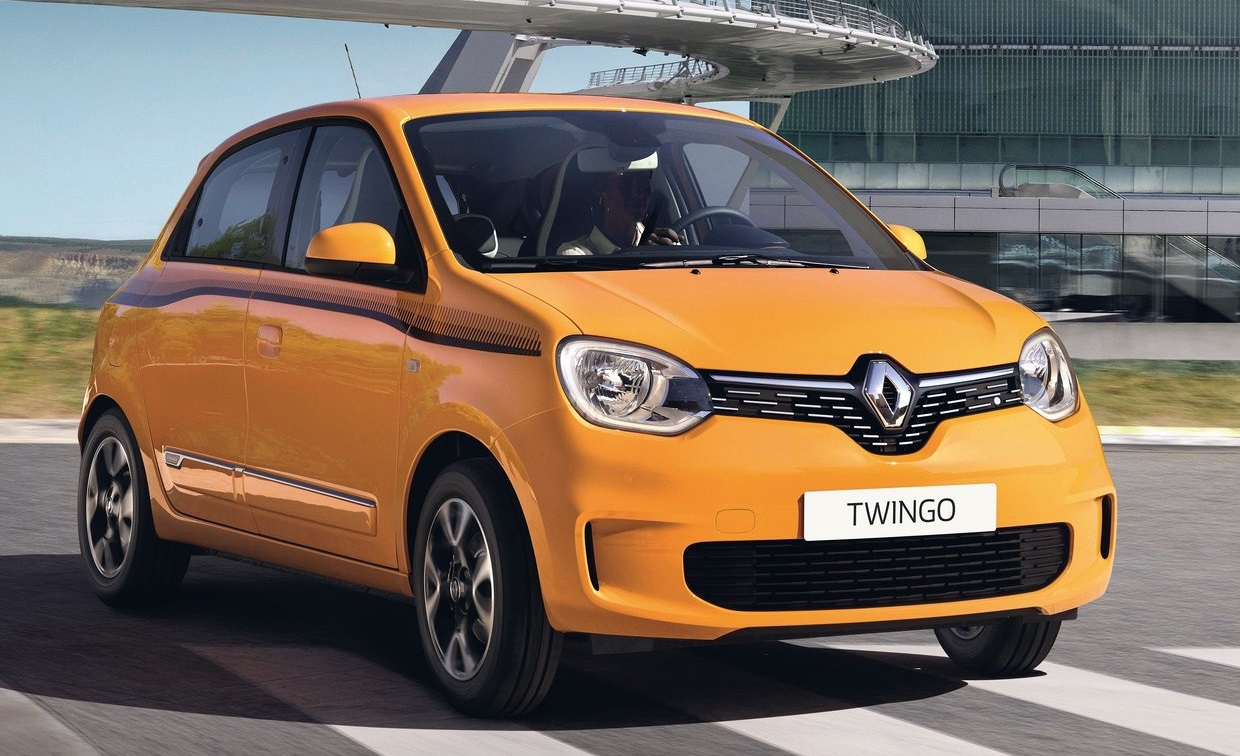 2019 renault twingo the new symbol of euro chic. Black Bedroom Furniture Sets. Home Design Ideas