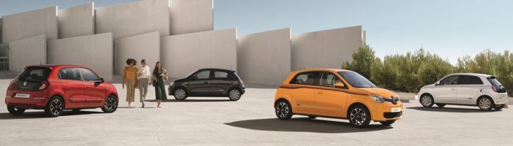 2019 Renault Twingo 3 730x209 at 2019 Renault Twingo   The New Symbol of Euro Chic