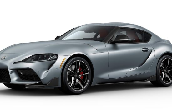 2020 supra 1 550x360 at 2020 Toyota Supra Is Here, And It Is Awesome!