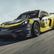 Porsche 718 Cayman GT4 Clubsport 8 175x175 at Official: 2019 Porsche 718 Cayman GT4 Clubsport