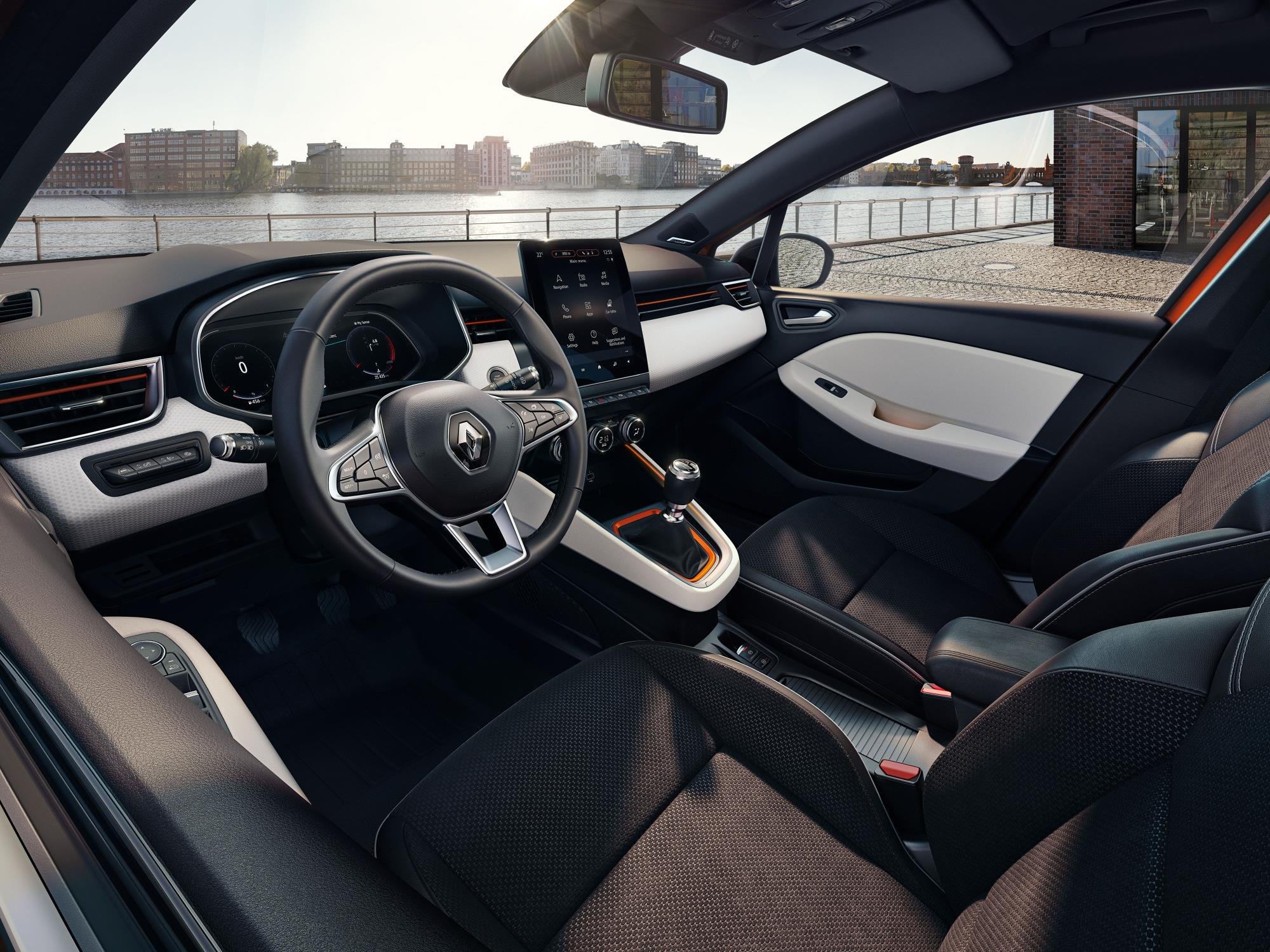 New Clio Interior 2 175x175 At Are Digital Instruments Coming To Affordable Cars Renault