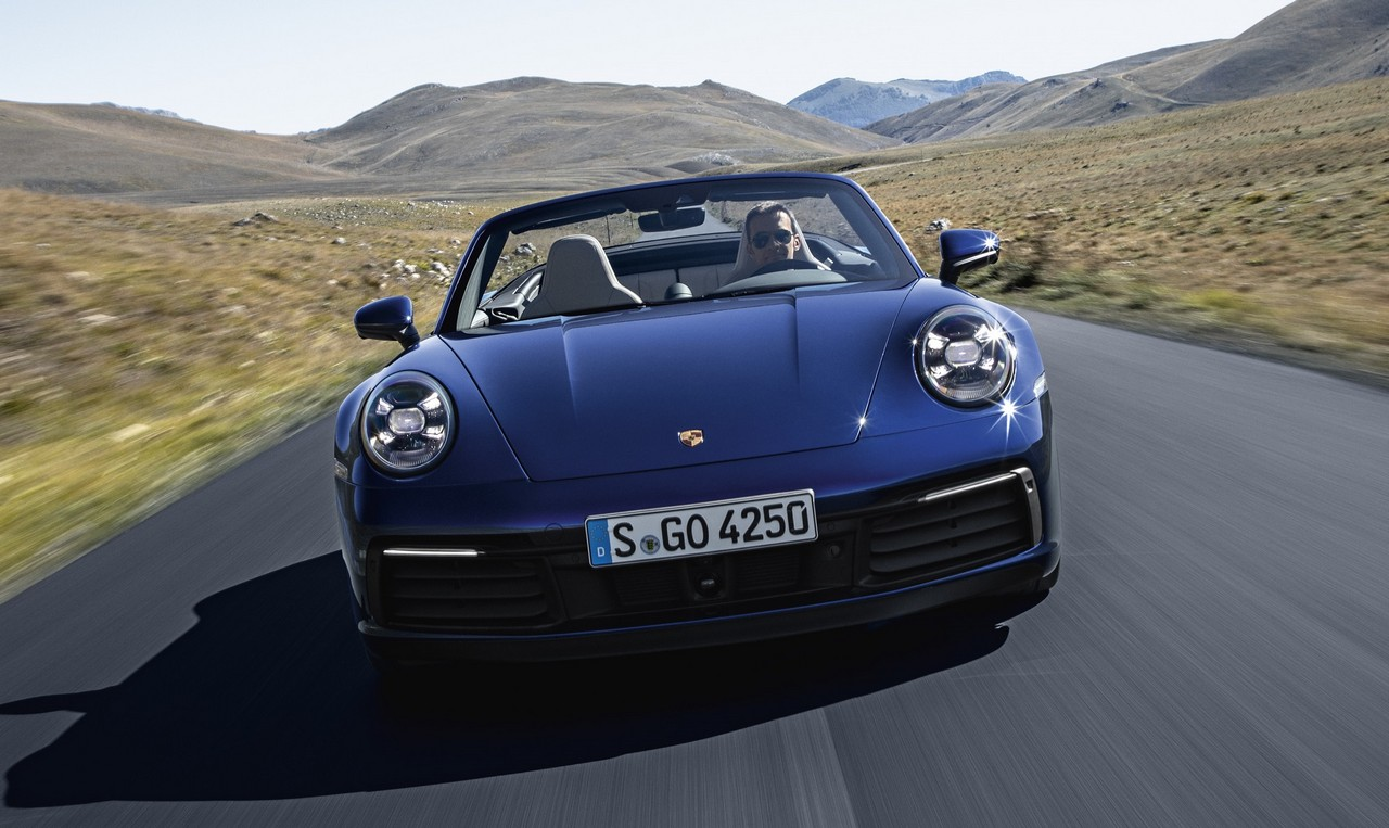 Is The New Porsche 911 Cabriolet The Best Looking Yet