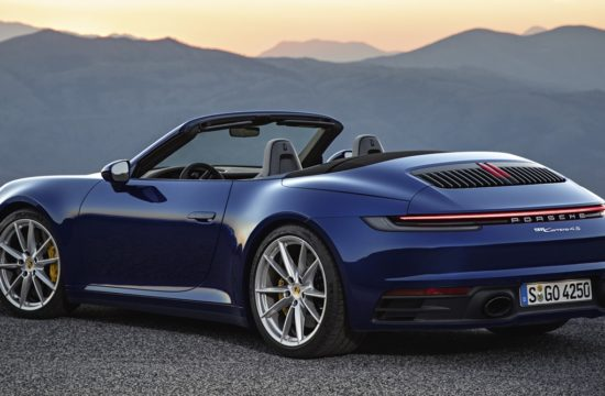 porsche 992 cabrio 6 550x360 at Is The New Porsche 911 Cabriolet The Best Looking Yet?