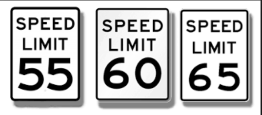 speed limit 1 at What is a reasonable speed for long distances on a bike Publisher?