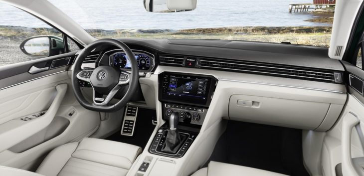 2020 vw passat 4 730x353 at Heads Up: Automated Driving Is About To Go Mainstream!