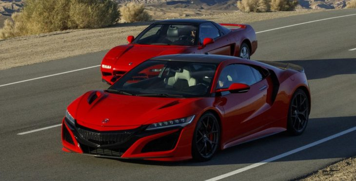 Acura NSX  H  7914 730x372 at Celebrating an Icon: The NSX Turns 30