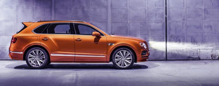 Bentayga Speed 1 Hero 730x287 at The New Bentley Bentayga Speed   How Much Is Enough?