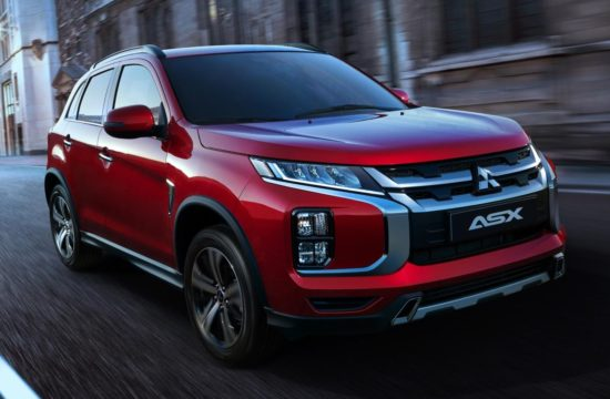New 2020 ASX 1 550x360 at Mitsubishi Puts its Concept Designs to Good Use in the 2020 ASX