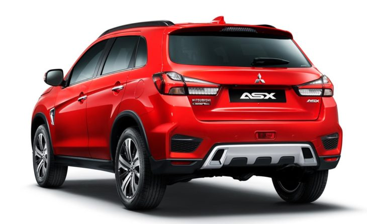 New 2020 ASX 2 730x446 at Mitsubishi Puts its Concept Designs to Good Use in the 2020 ASX