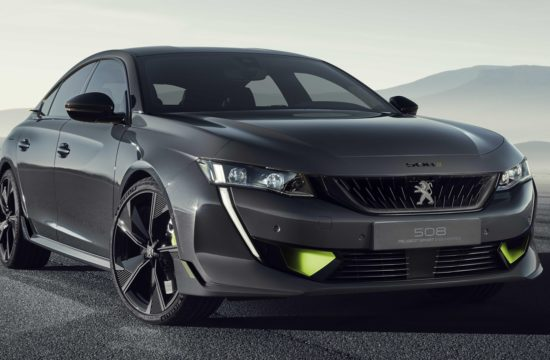 Peugeot 508PSE 1 550x360 at Peugeot 508 Sport Engineered   Is This The New 405 Mi16?