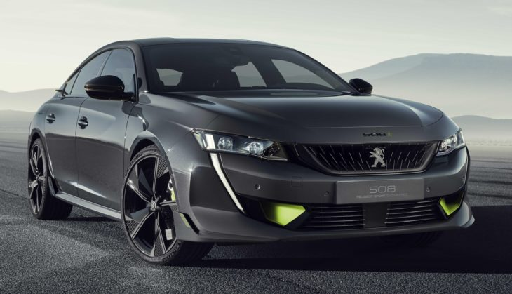 Peugeot 508PSE 1 730x419 at Peugeot 508 Sport Engineered   Is This The New 405 Mi16?