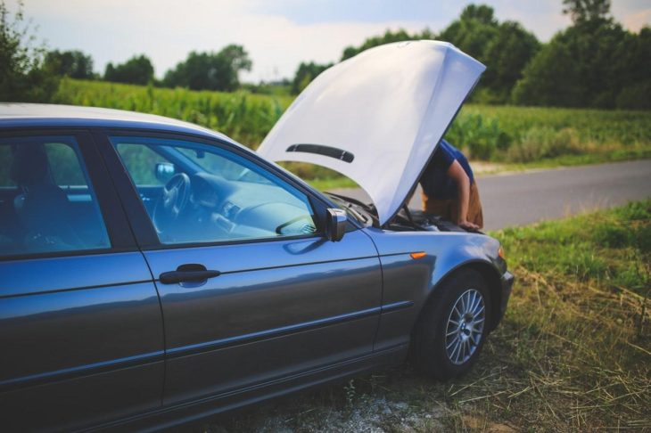 car break down 730x486 at 6+ Things to Consider When Buying a Used Car Warranty 2019