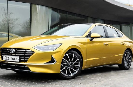 2020 sonata 0 550x360 at Hyundai Rewrites the Rule Book (Again) with the 2020 Sonata