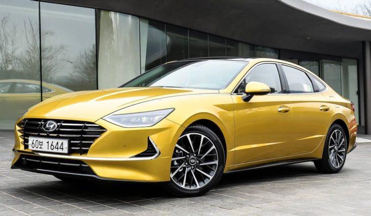 2020 sonata 0 730x425 at Hyundai Rewrites the Rule Book (Again) with the 2020 Sonata