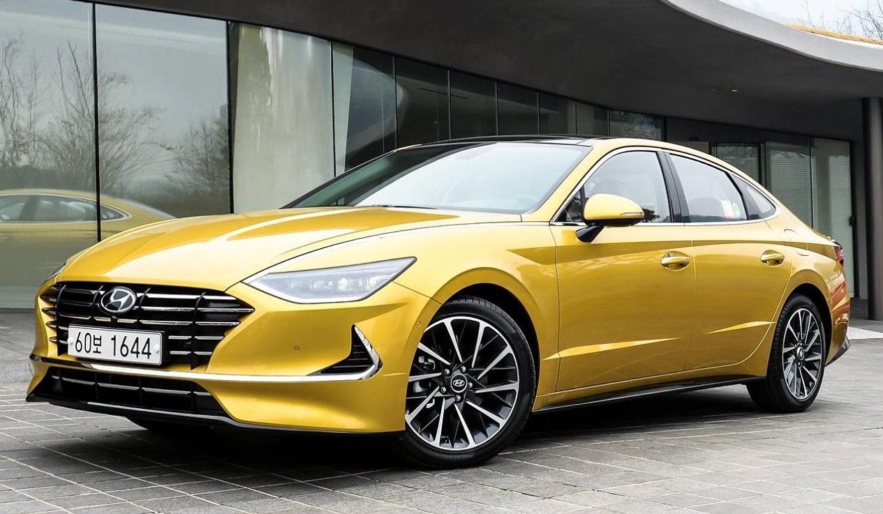 c75b2b18ad Hyundai Rewrites the Rule Book (Again) with the 2020 Sonata ...