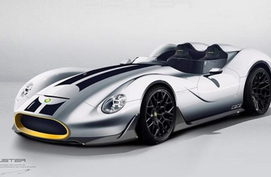 Lister knobbly new 550x360 at Lister Shows a Viable Way to Preserve Vintage Sports Car Brands