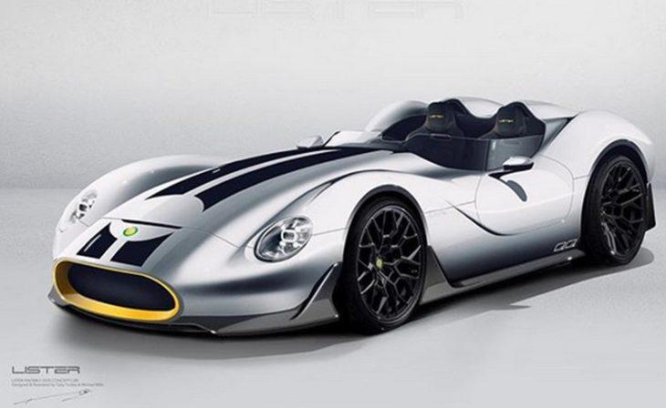 Lister knobbly new 730x448 at Lister Shows a Viable Way to Preserve Vintage Sports Car Brands