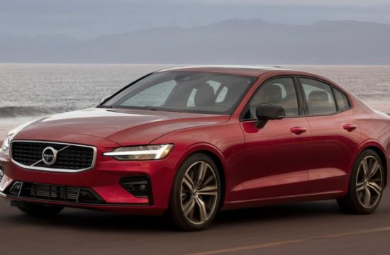 New Volvo S60 R Design exterior 550x360 at Automotive Communism: Volvo To Limit Their Cars to 180 kph