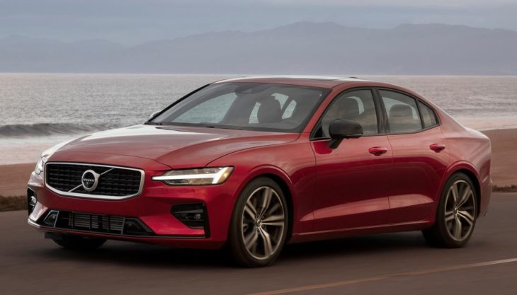New Volvo S60 R Design exterior 730x417 at Automotive Communism: Volvo To Limit Their Cars to 180 kph
